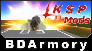 KSP Mods - BDArmory