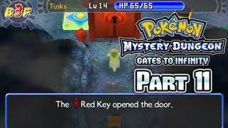 Braviary  - (Pokémon) - Pokémon Mystery Dungeon Gates to Infinity Part 11: Braving Braviary's Red Door!