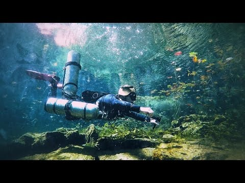 Expedition Divers – Mexico Cave Diving 2016 – Part 1