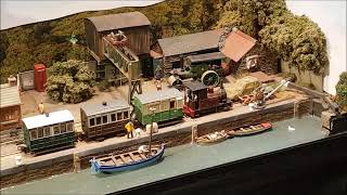 Wigan Model Railway Exhibition 2017 Part 2