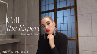 Isamaya Ffrench's Guide to a Parisian-inspired Makeup Look | NET-A-PORTER