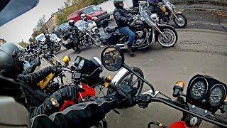 Закрытие мотосезона 2017 Житомир | Moto season closing in 2017 Zhitomir