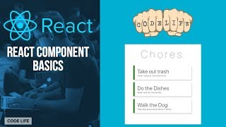 How To Build React Components - ReactJS tutorial for Beginners