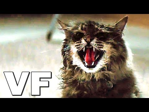 SIMETIERRE Bande Annonce VF # 2 (2019) Stephen King