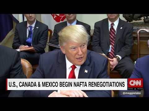 The challenge in renegotiating NAFTA