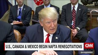 The challenge in renegotiating NAFTA