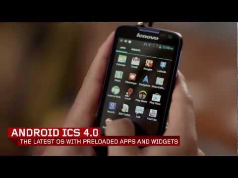Lenovo S560 (Official TV Commercial)