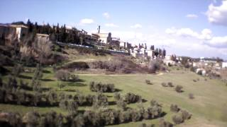 preview picture of video 'AR Drone 2 flight in Barberino VE - Panorama'
