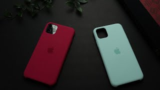 Apple iPhone 11 Pro Max Silicone Cases (NEW COLORS!)