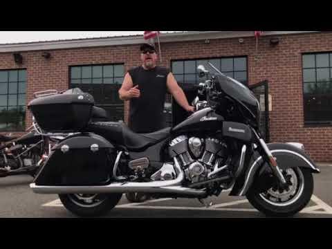 2018 Indian Roadmaster® ABS in Westfield, Massachusetts