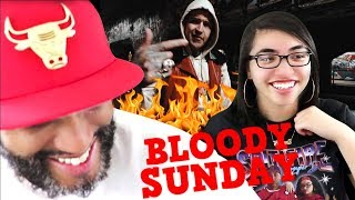 """MY DAD REACTS TO YelaWolf """"Bloody Sunday"""" Freestyle REACTION"""
