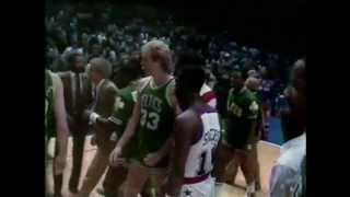 Jeff Ruland (30pts/15rebs/8asts) vs. Celtics (1984 Playoffs)