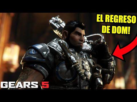 EL REGRESO FILTRADO de DOM a GEARS 5 OP. 3!! *LAS PISTAS que DEJÓ TC y NADIE NOTÓ*