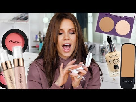 BEST Of The BEST Drugstore MAKEUP Of 2018
