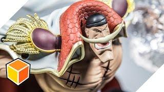 Whitebeard (Edward Newgate) │ One Piece │ Tsume HQS - WORLD EXCLUSIVE! Toykyo Unboxing