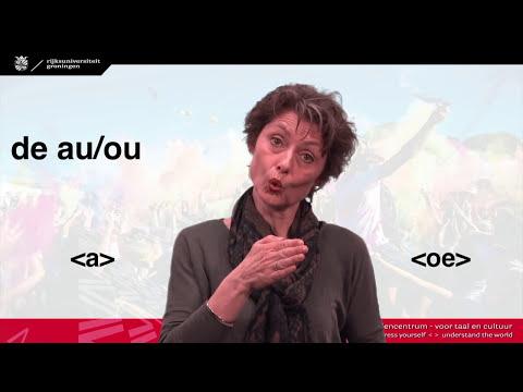 Explanation Of Unciation Au Ou