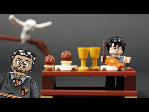 Vidéo LEGO Harry Potter 30420 : Harry Potter and Hedwig : Owl Delivery (Polybag)