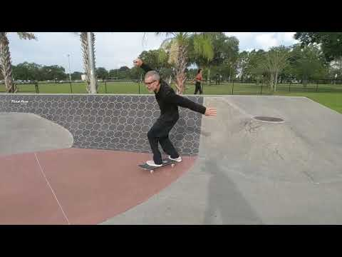 Ryan Clements at Zehpyrhills Skatepark
