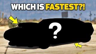 fastest muscle car in gta 5 story mode - मुफ्त ऑनलाइन