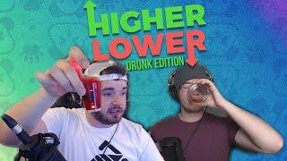Bottoms Up!   HIGHERLOWER SHOTS Edition Ft. @MiniLaddd