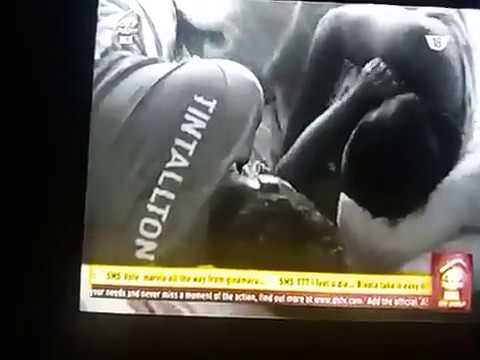 Bisola and TTT having sex in BBNaija house last night