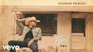 Tyler Booth Palomino Princess