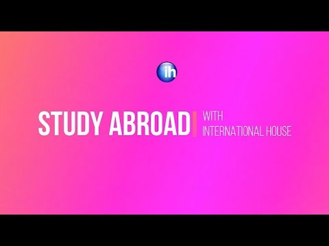 Study Abroad with International House
