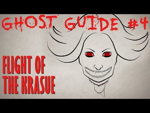 GHOST GUIDE: The Floating Head That Eats Flesh - Halloween Story Time // Something Scary   Snarled