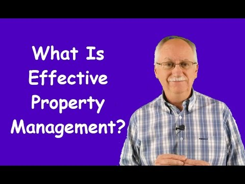 What is Effective Property Management? Here Is a FREE Course ...