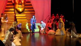 Who's the thief? - Joseph and the Amazing Technicolor Dreamcoat