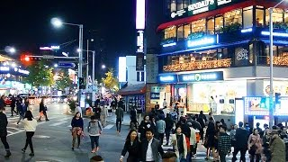 Itaewon on Saturday Night (서울 걷기 여행- 불타는 토요일~! 이태원 프리덤) - 🇰🇷 SEOUL WALK