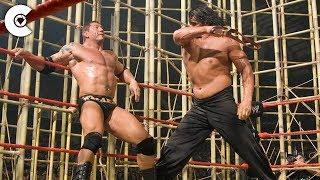 10 Bizarre Wrestling Match Types