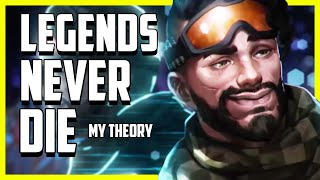 Why Do Legends Never Really Die? My Theory for Apex Games Backstory in Apex Legends