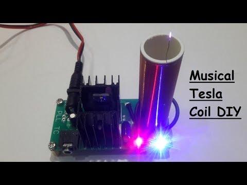 mp4 Music Tesla Coil, download Music Tesla Coil video klip Music Tesla Coil