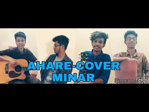 ahare by minar rahman covered by bimorsho bimorsho