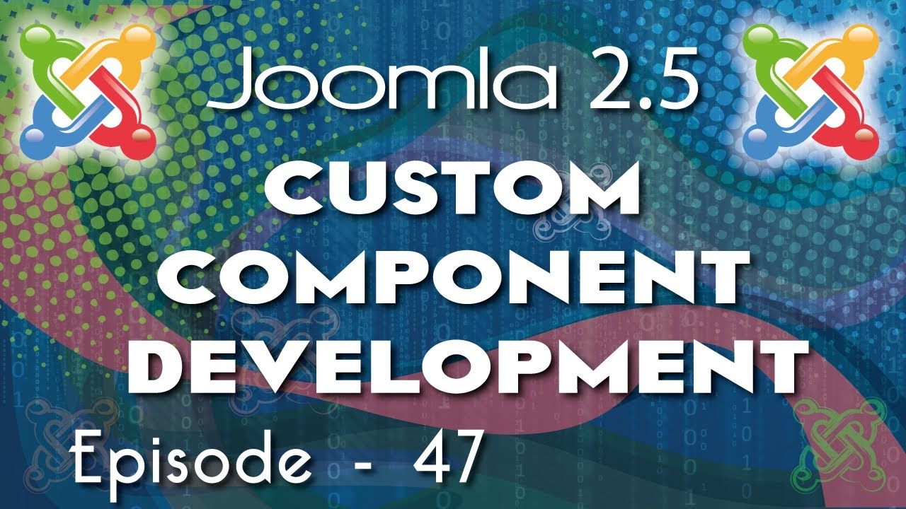 Joomla 2. 5 custom template development ep 5 youtube.