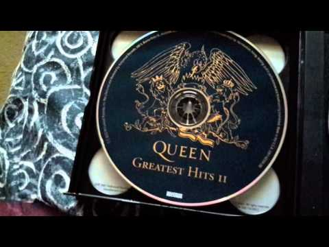 Unboxing of The Platinum Collection of Queen's Greatest Hits
