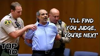 Top 10 Worst Things Convicts Have Said To A Judge