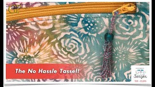 The No Hassle Tassel