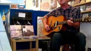 Damien JURADO - Cloudy Shoes (Boutique Fargo)