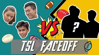 TSL Face-Off: Battling The Singapore Poly Rugby Team!