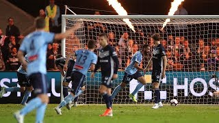 Hyundai A-League 2019 Semi Final: Sydney FC 6 - 1 Melbourne Victory