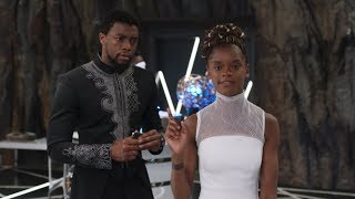 2 NEW Black Panther Movie Clips + Trailers