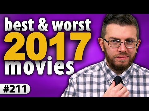 The BEST and WORST Movies Of 2017!