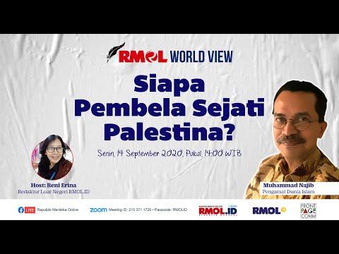 RMOL WORLD VIEW - Siapa Pembela Sejati Palestina?