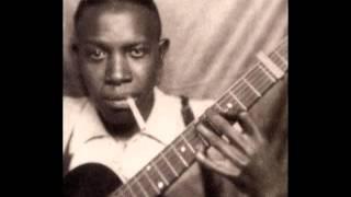 Robert Johnson - Me And The Devil Blues With Lyrics