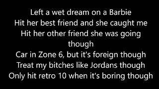 Dj Snake feat. Offset, 21 Savage, Gucci Mane & Sheck Wes - Enzo (Lyrics)