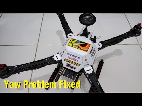 dji-naza-m-lite-upgrade-v2-yaw-problem-fixed