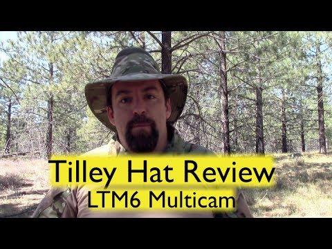 Tilley Hat LTM6 Multicam