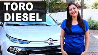 Test Drive Nova Fiat Toro 2.0 Freedom Diesel 2017